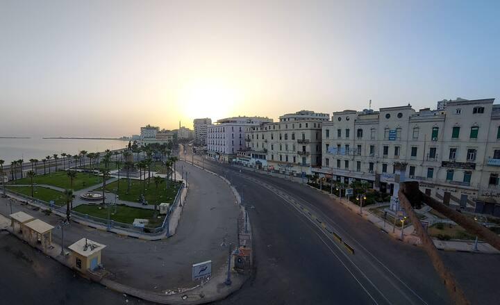Transit Alexandria Hostel