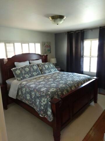 Getaway Comfy peaceful getaway - Richmond - Huis