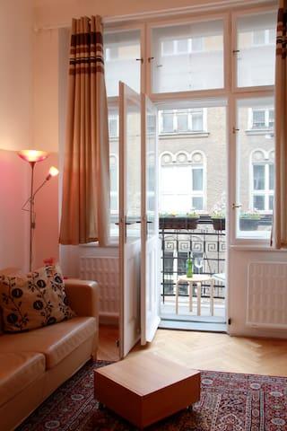 Nice STUDIO apartment in Prague 1!
