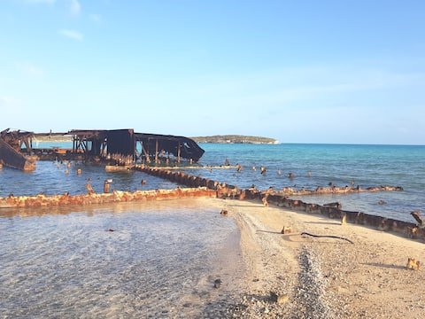 Sapodilla Beach