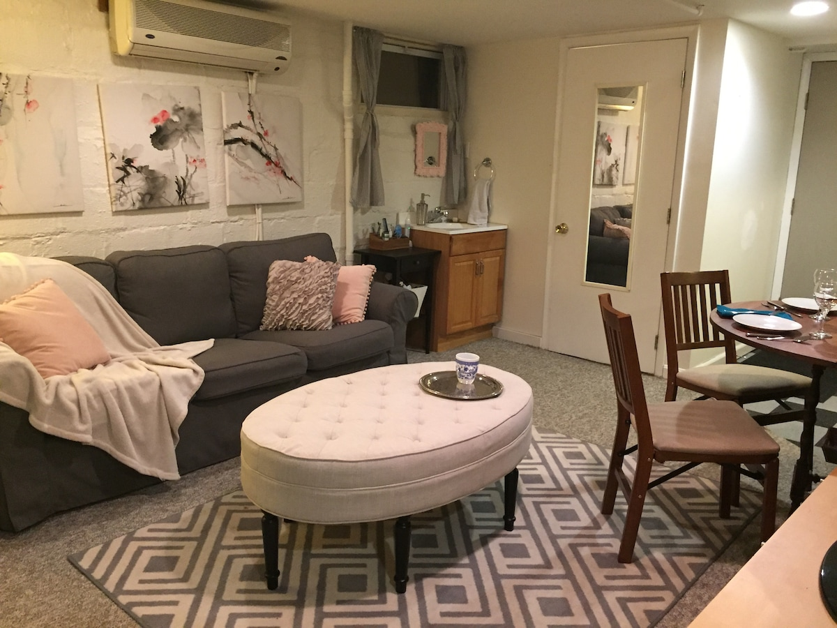 Large Basement Studio Apartment Near DC   Apartments For Rent In  Hyattsville, Maryland, United States