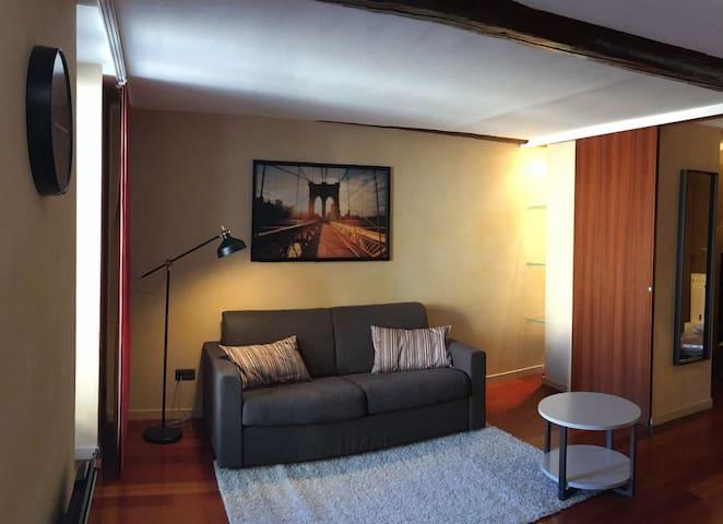 Saône & City - Neuville-sur-Saône - Apartment