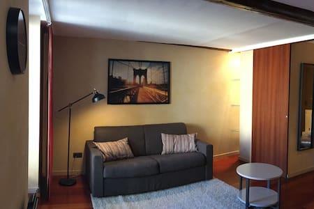 Saône & City - Neuville-sur-Saône - 公寓