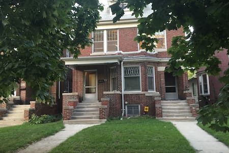 Cozy SW house 10 minutes from downtown/midtown - Detroit - Casa
