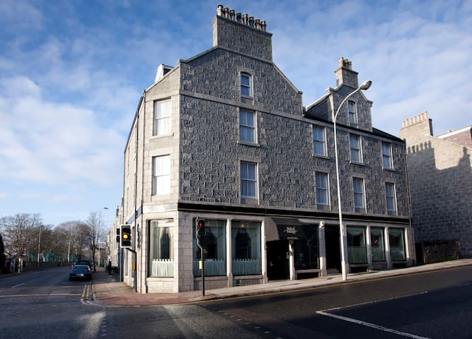 Skene House, 10 Whitehall Place - Apartments for Rent in Aberdeen ...