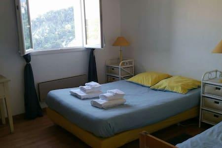 Chambres proximité de Nice, Monaco - Coaraze