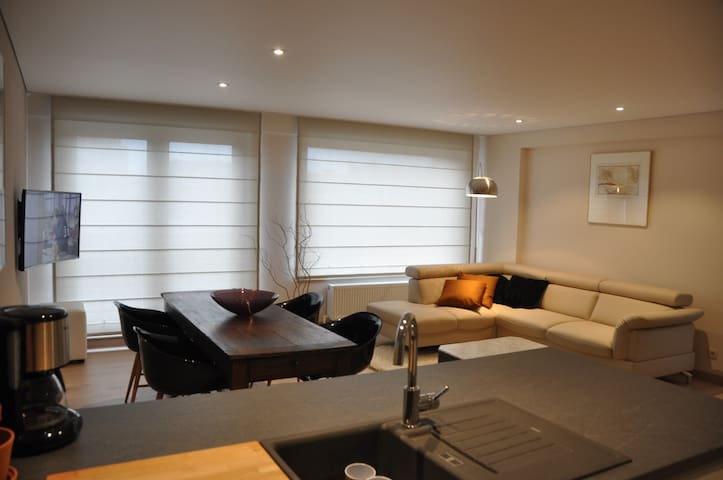 Escapade in Oostende - City Center Luxury - Oostende - Departamento