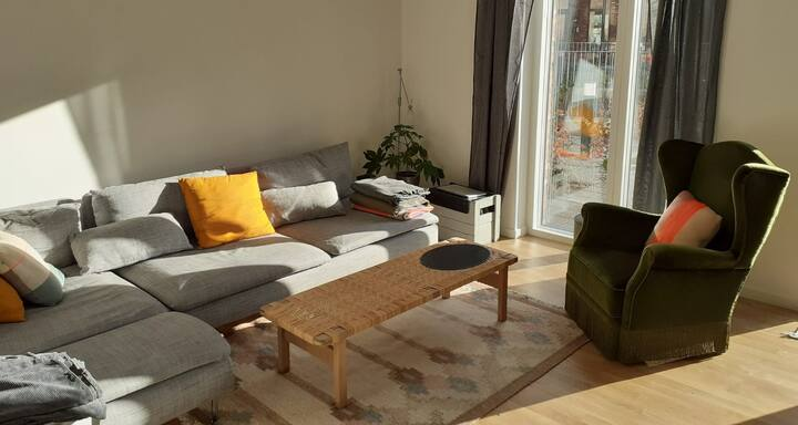 Get a room in our cozy Copenhagen home