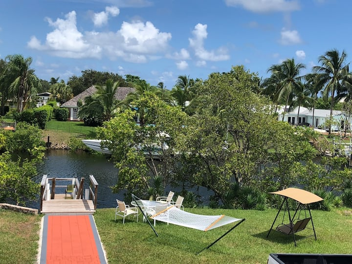 Affordable Waterfront in North Palm Beach