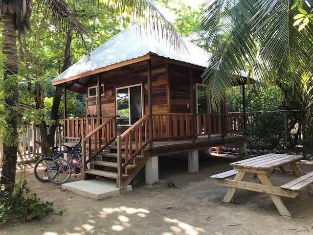 Peaceful Tropical Garden Cabin at Picololo
