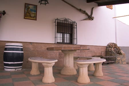Casa Cueva Cañada de las Piedras - Aarde Huis