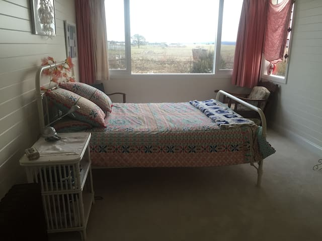 Glendawn Farmhouse rooms - Lambs Valley - Hus