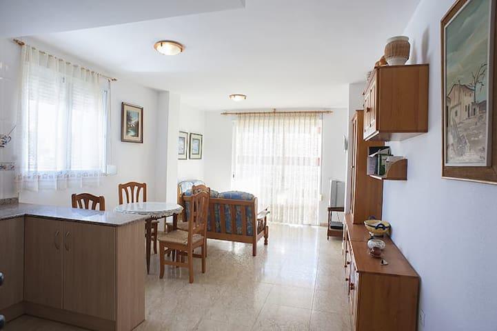 Gran apartamento en la Playa de Moncofa