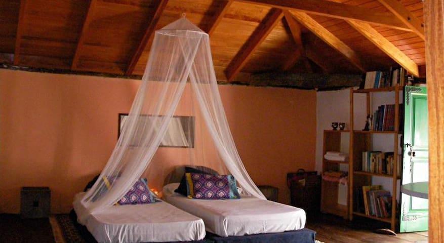 Habitacion en casa rural - San Miguel