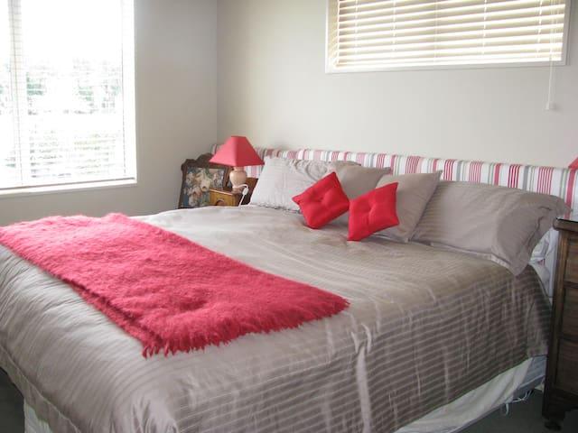 Cricklewood House Bed & Breakfast - Ashburton - Bed & Breakfast