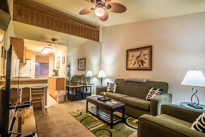 1 Bed Condo in Paradise Lakes Clothing Optional G8