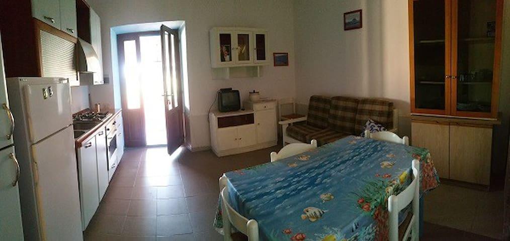 San Teodoro Appartamento 5 posti - Provincia di Olbia-Tempio - Departamento