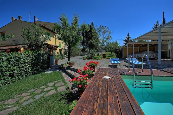 Matteo, sleeps 2 guests in Montelupo Fiorentino - Montespertoli - Apartamento
