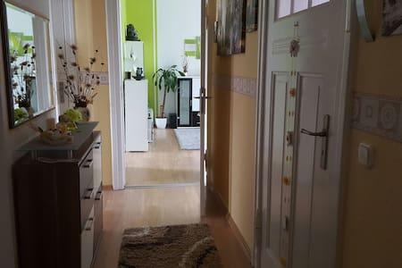 Gemütliches Zimmer für bis zu 2 Per - 法蘭克福區(Frankfurt (Oder))