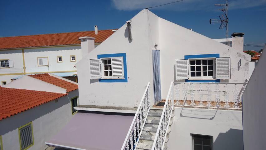 DETACHED HOUSE ALENTEJANA NEAR THE BEACH COMPORTA