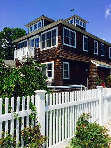Nantucket Style Beach Retreat - Views of LI Sound!