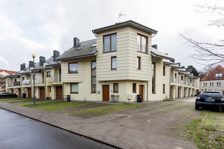 Holiday Home with 4 bedrooms | Komandorska 3I