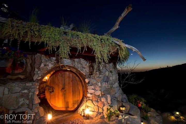 Hobbit House near San Diego, California Airbnb