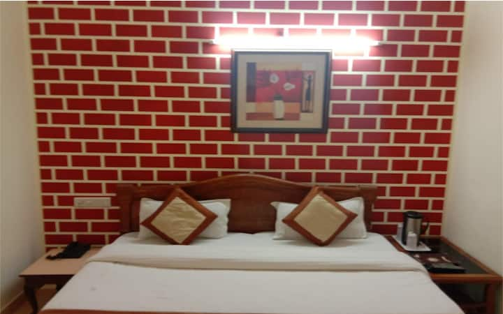 Pleasant stay only at Standard Room @ Jaisalmer, Rajasthan