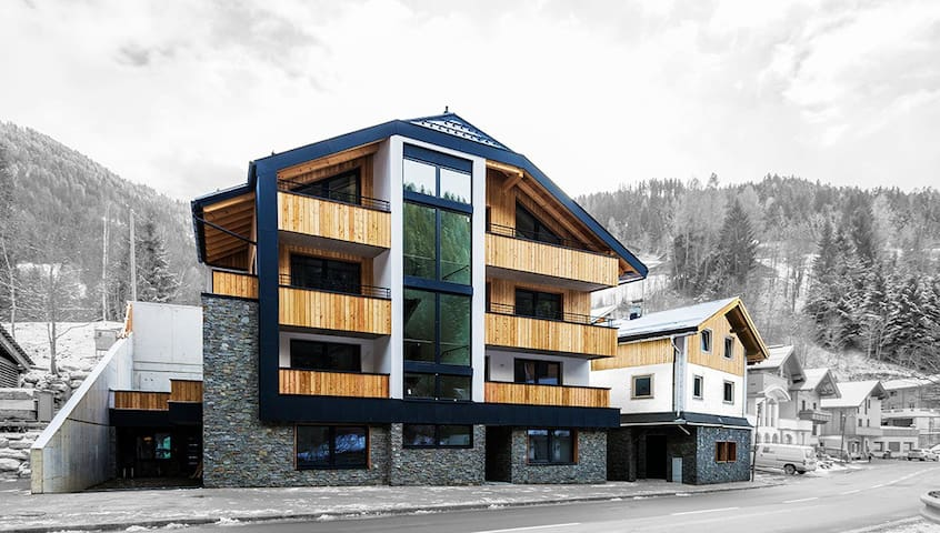 Gruppenhaus  Aparthotel Herzblick GmbH