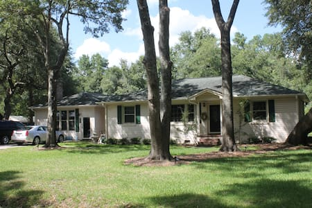 Beautiful Spacious Home - Summerville - Ev