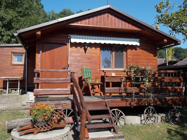 Chalet chez les suisses - Karlovice - Dağ Evi