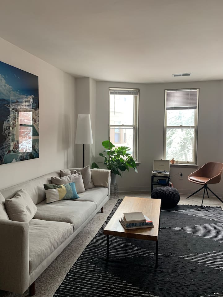 Cozy Apartment in Philadelphia