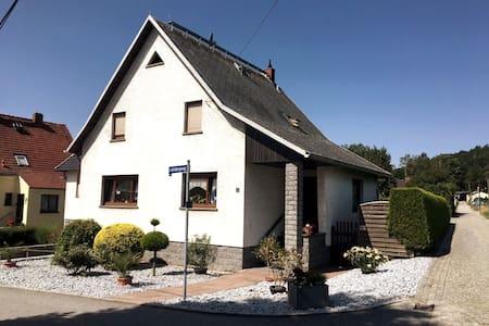 Ferienwohnung am Lehnberg, Familie Richter
