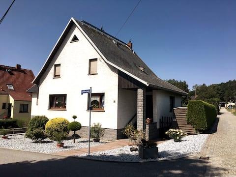 Apartment at Lehnberg, family Richter