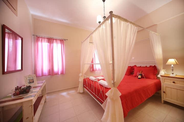Sfakia View Apartments - Red Apartment