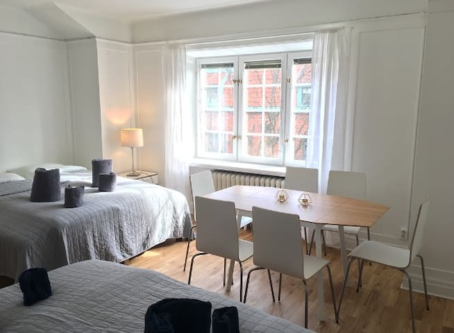 Flat in the city of Stockholm - Sztokholm