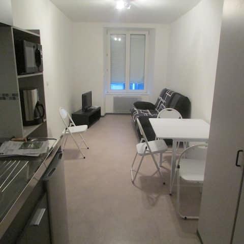 Studio meublé centre ville Héricourt