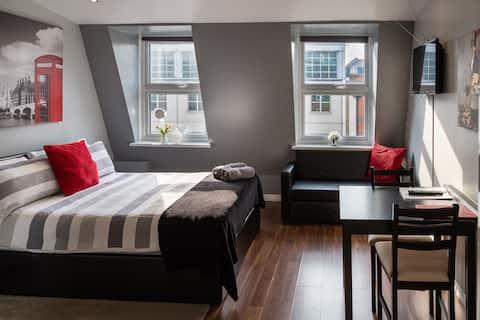 Comfy Studio Flat in Borough/London Bridge