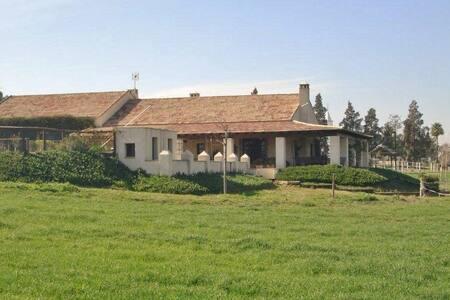 Finca Sansaba - Mairena del Alcor - Casa de camp