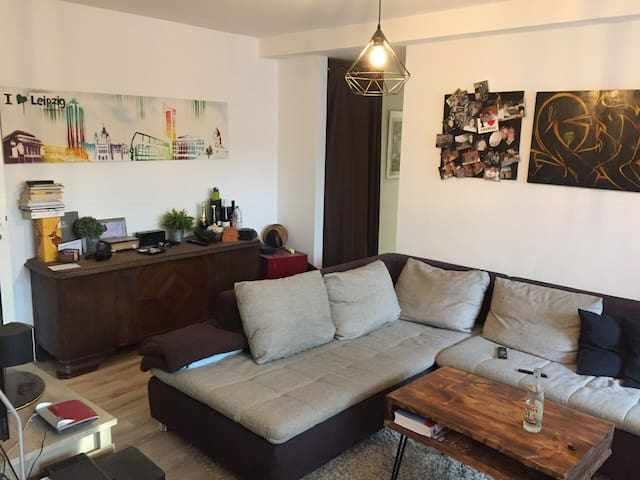 Apartment for Two near to tradefair and the city