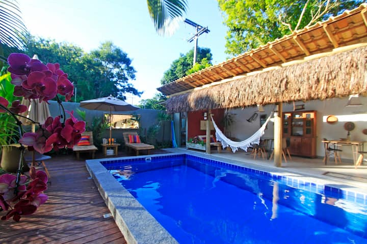 Beautiful house in Trancoso -  2 suites
