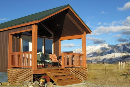 Cabin in Paradise,Close to Yellowstone Park &River - Livingston