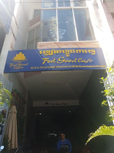 #79Eo, st136, Phsar Kandal 1 Phnom Penh.