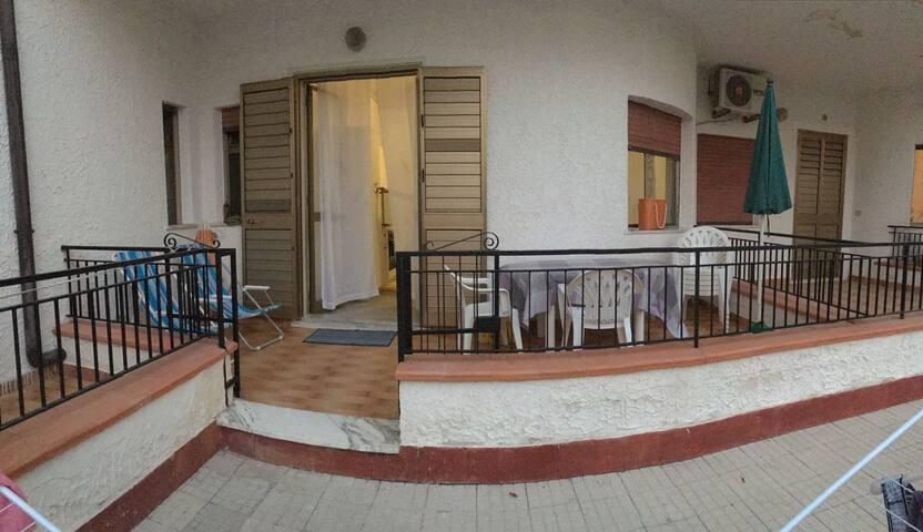 Appartamento Recanati- Giardini Naxos - Giardini Naxos - House