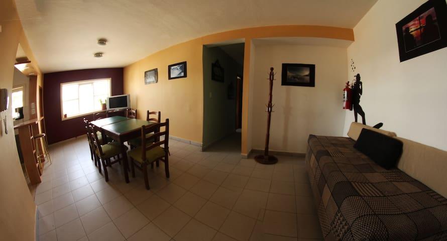 Apartment private rooms