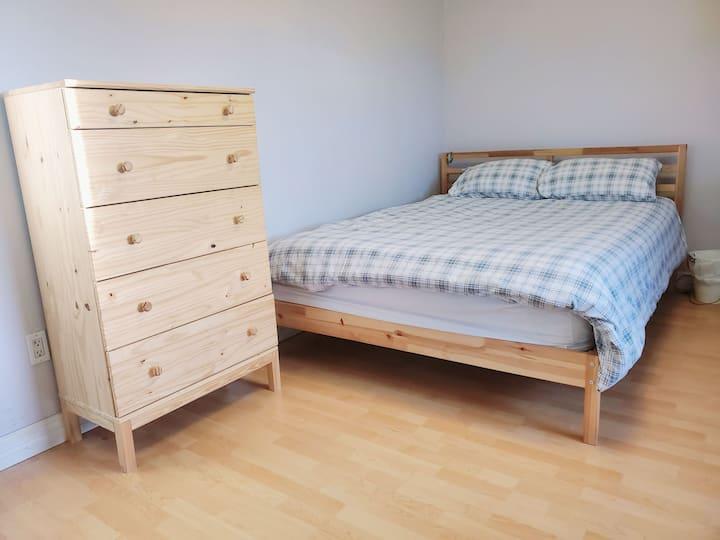 Cozy Master bedroom on Great location