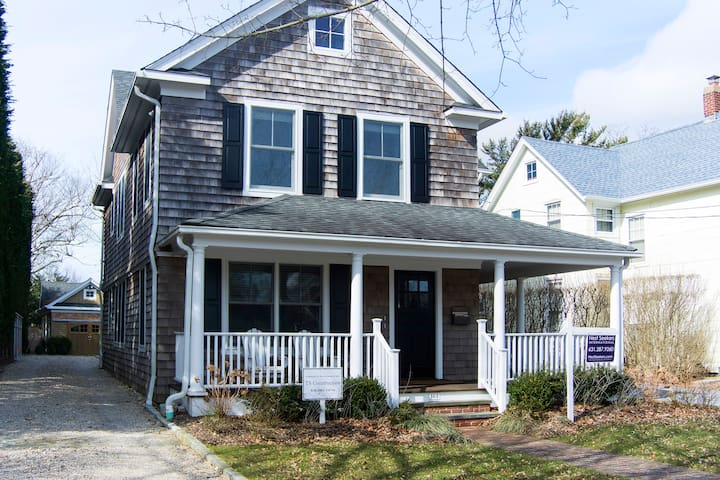 Newly Renovated Southampton Village Home