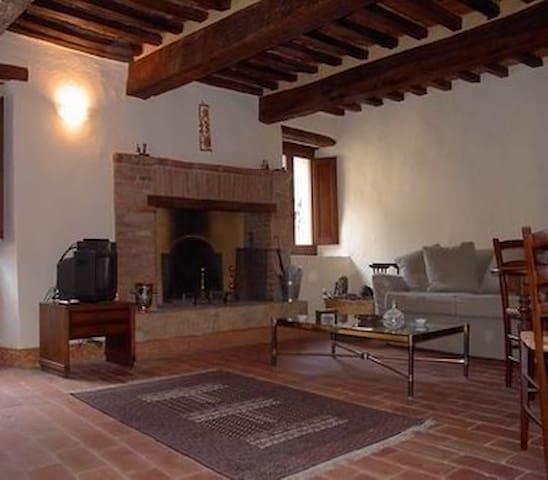 La casina - San Casciano dei Bagni - San Casciano dei Bagni - Wohnung