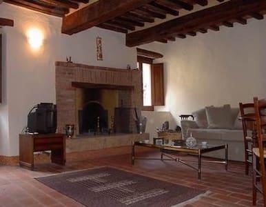 La casina - San Casciano dei Bagni - San Casciano dei Bagni - Διαμέρισμα