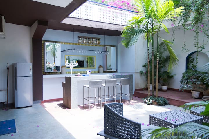 Luxurious Private Suite at The Cube Boutique Villa - Penha de França - Pousada